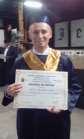 Graduacion Escuela  de Liderazgo Renuevo - Trujillo- Peru.