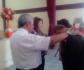 """Ungimiento de Pss. Ortiz- Iglesia """"MAR SALAVERRY"""""""
