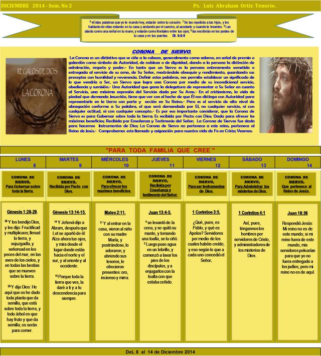 Devocional Sem 2 - Dic- 2014 - 1